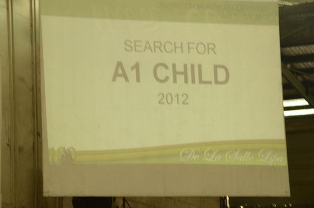 A 1 Child 07 19 2012 Official Website Of The De La Salle