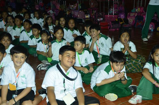 PLC Class Officers Leadership Training Seminar 08-16-2011